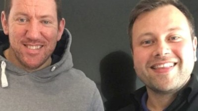 Kai Thrun mit Michael Lorenz im Podcastinterview