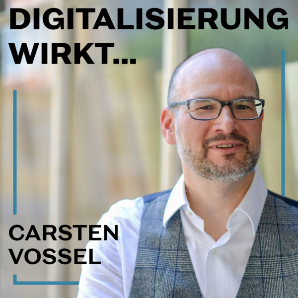 Podcast Cover Carsten Vossel