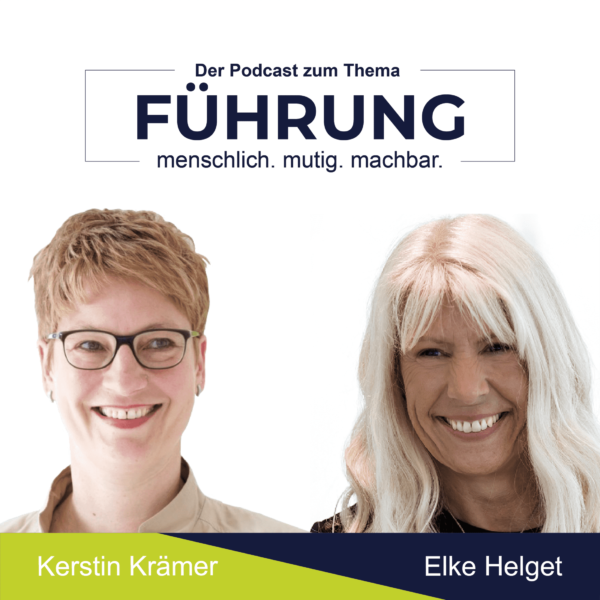 Podcast Cover Kerstin Krämer